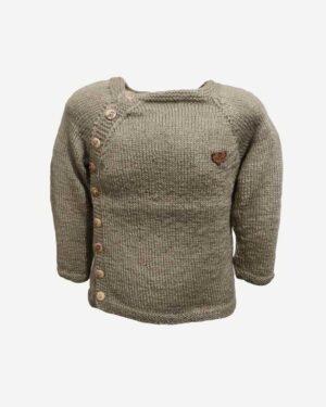 Woolen Grey Sweater 1