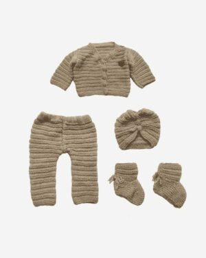Baby Sweater Set3
