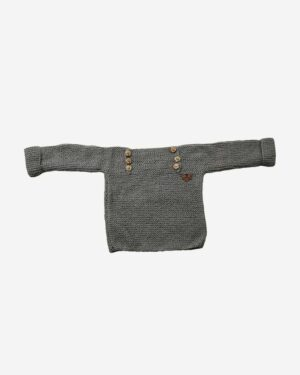 Gray Full Sweater Baby