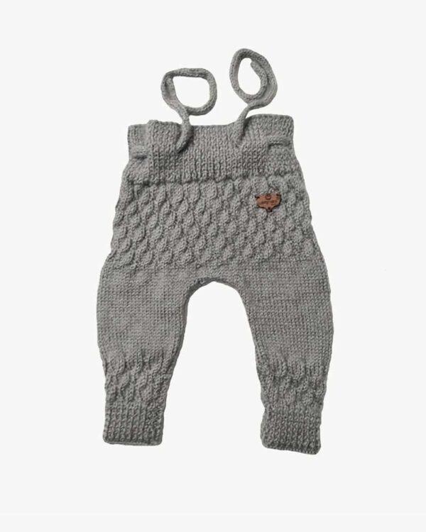 Grey Full Pant Baby Nada