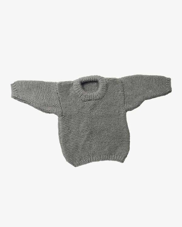 Grey Sweater Crew