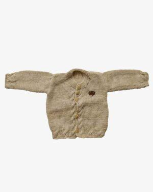 Cardigan Sweater Beige