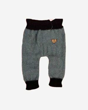 Grey Black Pant