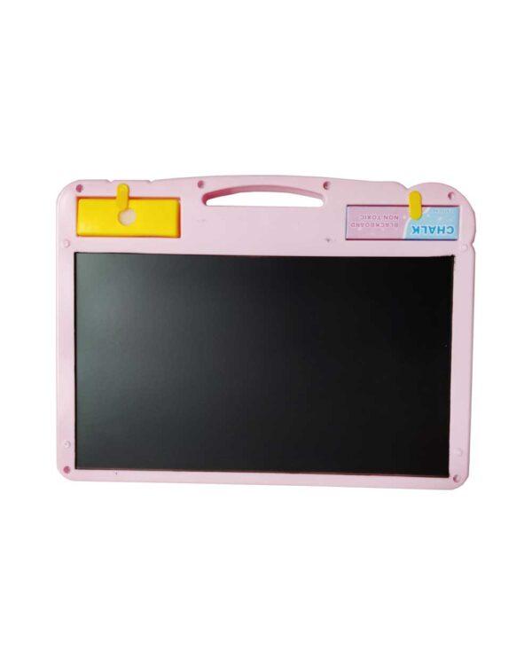 pink blackboard