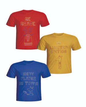 red yellow blue tshirts 3